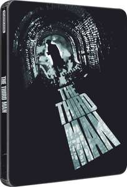 Der dritte Mann - Limited Edition Steelbook (Blu-ray) für 10,79€ bei Zavvi.de