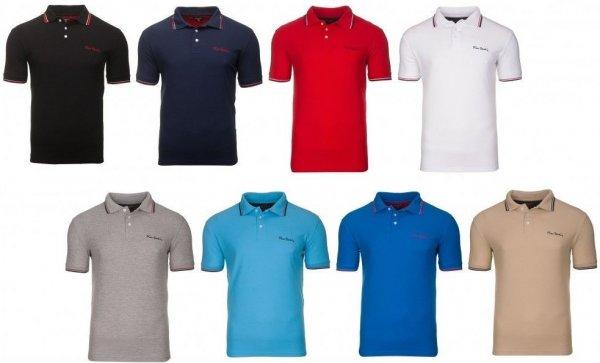 (ebay.de) Pierre Cardin Herren-Poloshirts Tipped in 8 verschiedenen Farben für je nur 12,99€ inkl. Versand