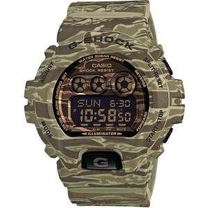 Casio G Shock G-Shock GD-X6900CM-5ER Uhr Watch Montre Camo Pack limited Edition