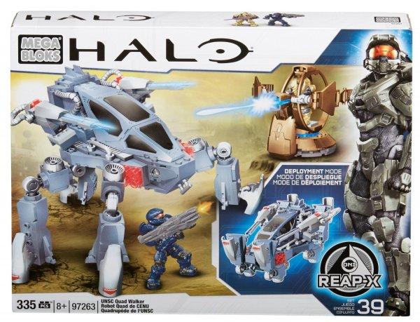 [amazon.de / Prime] Mega Bloks Halo - UNSC Quad Walker für 8,36€