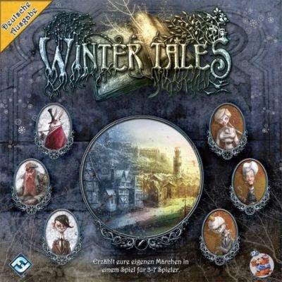 [Milan Spiele] Winter Tales Heidelberger Spieleverlag 19,99€ (+4,50€ VSK)