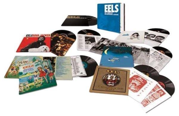 Eels Vinyl Box 84,97 bei Amazon (Idealo: 132 eur, Amazon.it: 129, 70)