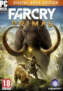 [Gamesplanet] Far Cry Primal Digital Apex Edition PC