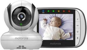 Motorola MBP36S Digitales Video Babyphone für 107,62€ bei Amazon.co.uk
