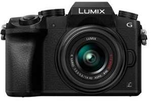 [amazon.co.uk] Panasonic DMC-G7  KIT 14-42mm 4K Compact System Camera 680€ - 140€ Cashback