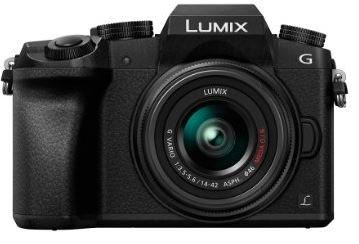 [amazon.co.uk] Panasonic DMC-G7  KIT 14-42mm 4K Compact System Camera 680€ - 140€ Cashback