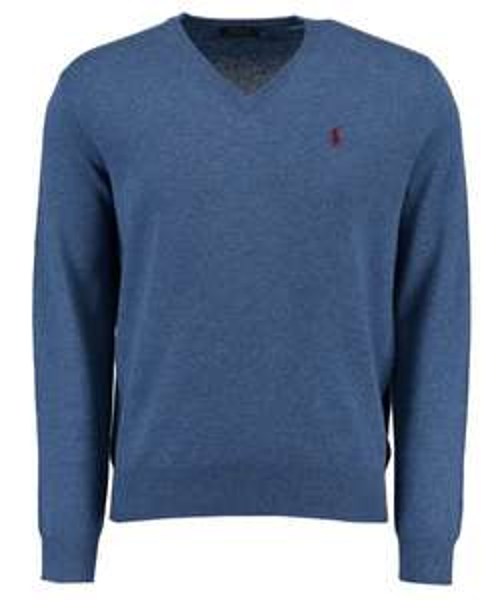 Ralph Lauren Merino-Pullover für 47,92€ @ Engelhorn - verschiede Farben, Rundhals oder V-Neck