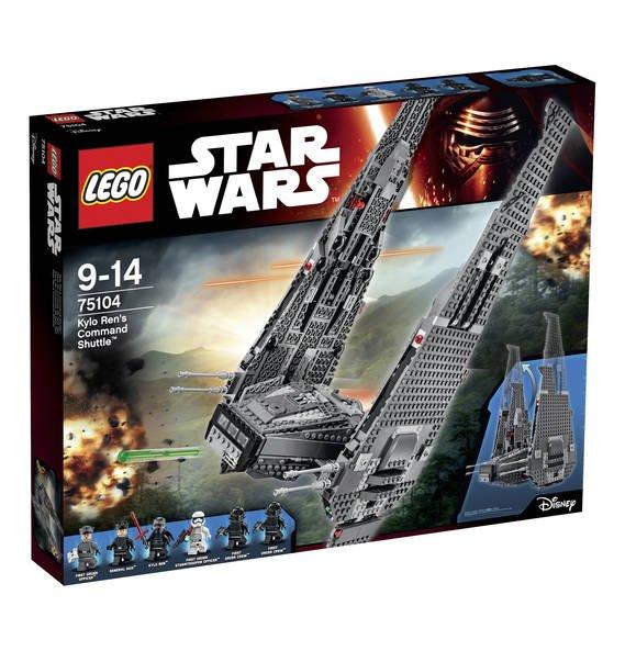 [Galeria Kaufhof] Sonntagsangebot 13% auf Lego Star Wars am 21.02.2016