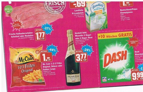 [HIT bundesweit 26. und 27. Februar] Mc Cain 1-2-3 Frites für 0,50€ pro Packung / 6 Liter Landliebe H-Landmilch für 3,14€ (Angebot+Coupon)