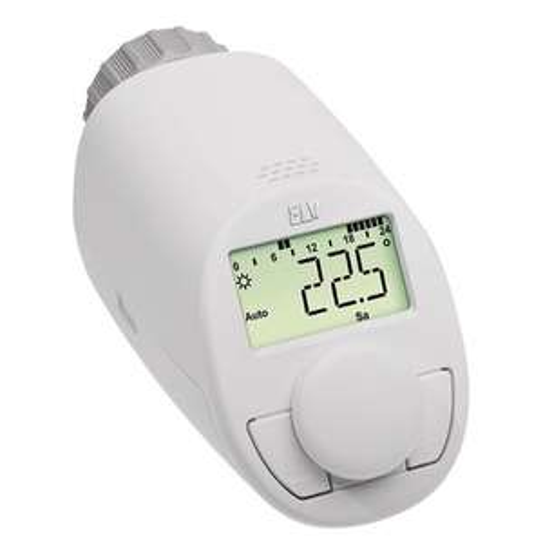 ELV Typ N Elektronik-Heizkörper-Thermostat für 9,95€@ eBay - ELV