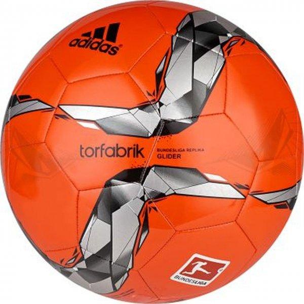 [Amazon Prime] Adidas Fußball Torfabrik Glider Gr.5 RED