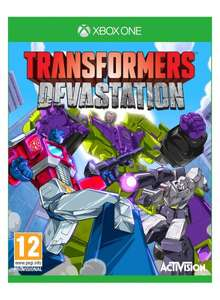 (Amazon.co.uk) Transformers: Devastation - Xbox One für 18,98 EUR