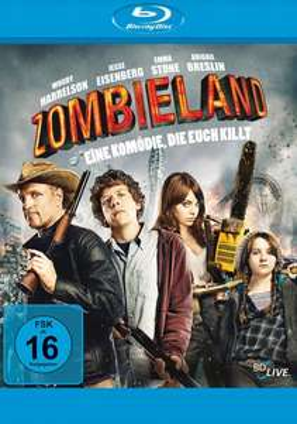 [Mediadealer] Zombieland (Blu-ray) für 6,99€ inkl. Versand