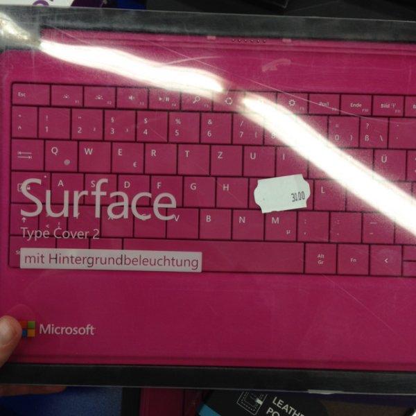 (Saturn Braunschweig) Microsoft Surface Type Cover 2