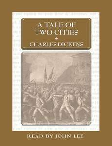 A Tale of Two Cities by Charles Dickens (Englisches Hörbuch / DRM-frei)