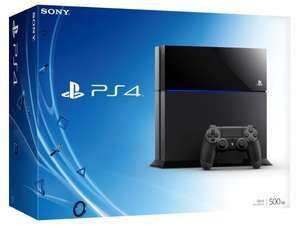 Playstation 4 500GB - [Amazon UK WHD]