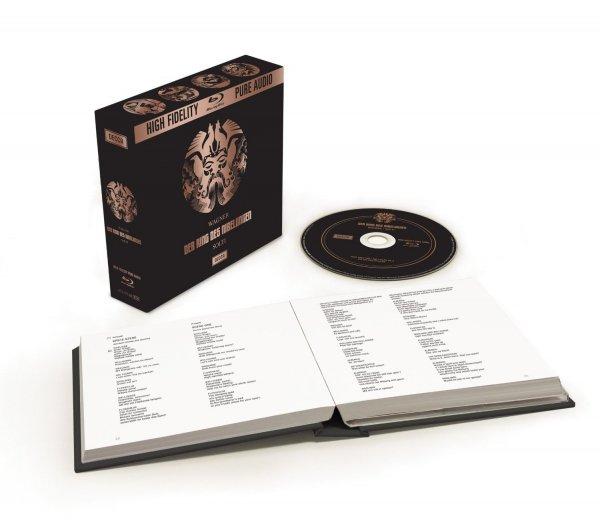 [Amazon] Der Ring des Nibelungen (Blu-Ray Audio) für 43,97 € / nächster Idealo 76,99 €