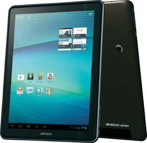 """10"""" Android Tablet Archos 97 Carbon 1Ghz Singlecore 1Gb Ram 16 Gb Speicher"""
