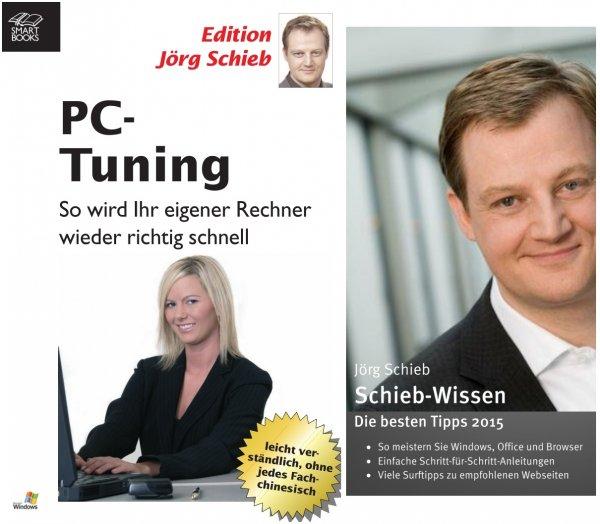 """PDFs von nicht mehr ganz aktuellen """"PC Tuning"""" und """"Schieb Wissen"""""""
