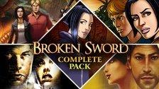 [steam] Broken Sword Complete Bundle - alle 5 Baphomets Fluch Teile für 7.89€ @ bundlestars