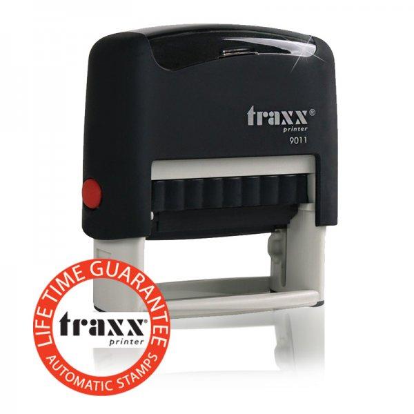 [WIEDER DA] Traxx Stempel 4-zeilig KOSTENLOS + 3,90€ Versand