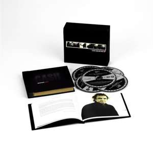 JOHNNY CASH Unearthed 5CD Box für 48,94€ @amazon.de