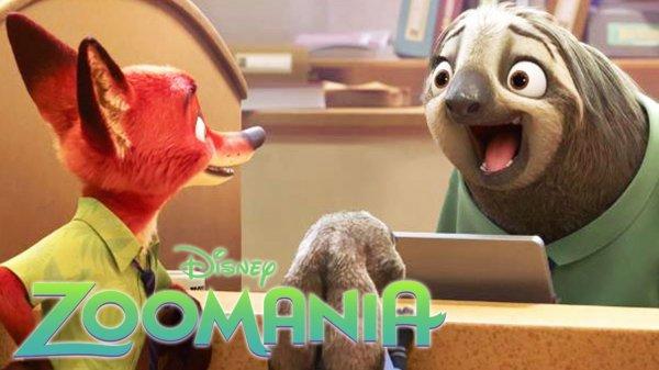 [Kinopolis Kinos] Zoomania 3D am 24.02.2016 für 5,50€ bis 7€ pro Person