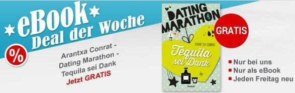 [Weltbild.de] kostenloses eBook: Dating Marathon - Tequila sei Dank
