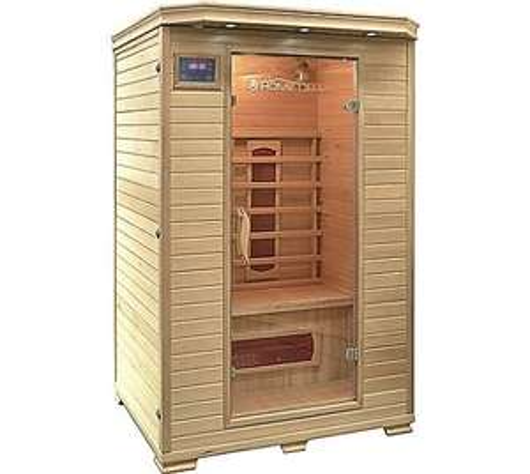 Infrarot Sauna Kabine HOME DELUXE M zum Hammerpreis