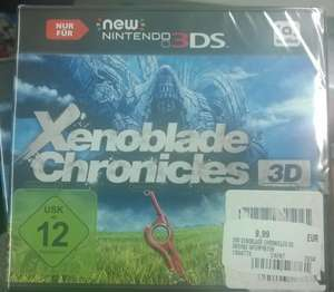 [Lokal Saturn RRZ?] Xenoblade Chronicles 3D und weitere