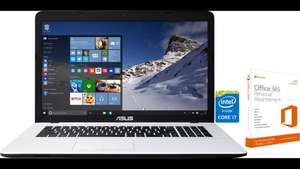 Asus K751LB-TY22 Notebook, Intel® Core™ i7, 43,9 cm (17,3 Zoll), 1000 GB Speicher, 8192 MB DDR3-RAM