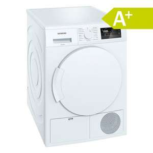 A+ Wärmepumpentrockner Siemens Wt43h000. 399,00 statt Liste 540 Euro