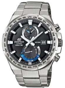 [uhrcenter.de] Casio Edifice Premium EFR-542D-1AVUEF in silber 116,10€ oder EFR-542BK-1AVUEF in schwarz 134,10€