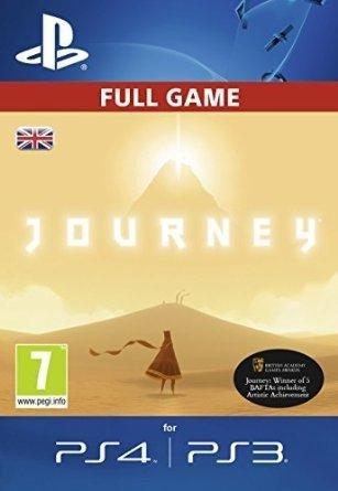 Journey PS4 oder PS3 (Region UK) für ca. 9,81€ @ CDKeys
