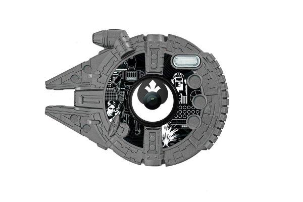 @Amazon.de: Lexibook Star Wars SW140DJ Millennium Falcon Digitalkamera mit LC-Farbdisplay ab 7,48€ mit Prime