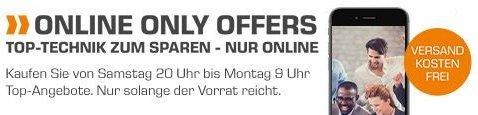 {Saturn} Online Only Offers, z.B. CLATRONIC Dampfbügeleisen, 1700 Watt für 7,99€