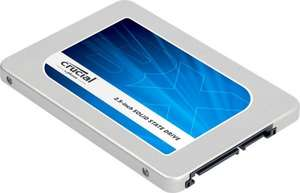[Redcoon/Mindfactory] Crucial BX200 240GB SSD ab 54,96€