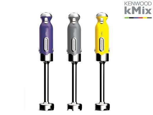 Kenwood kMix Triblade HB850 in 3 versch. Farben für 49,95€ zzgl. 5,95€ Versand @iBOOD