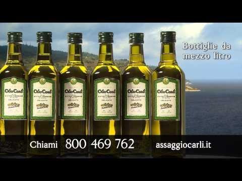 6* 0,5 l Olio Carli olivenöl + Karaffe 19,80