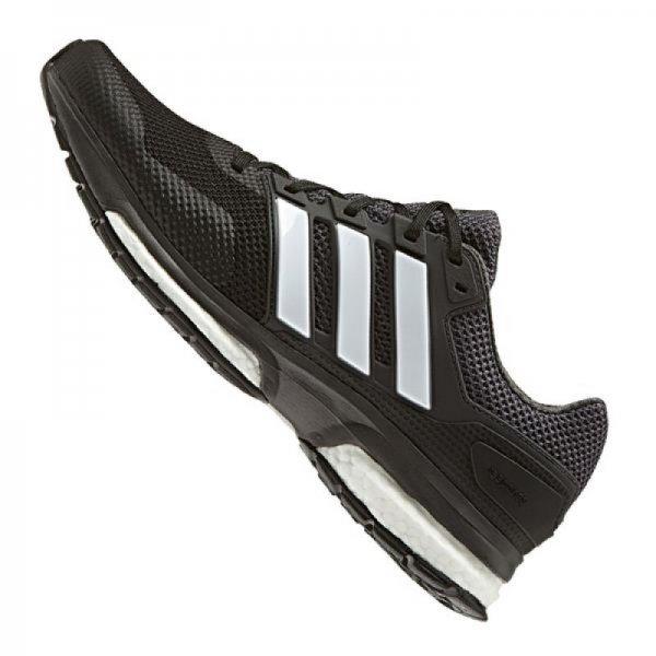 50%Rabatt - adidas Response Boost 2 Running schwarz/weiß für 59,73€ @ 11teamsports