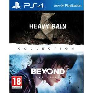 (UK) [PS4] Heavy Rain & Beyond: Two Souls Collection