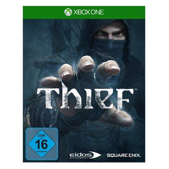 Xbox One Spiel Thief im real,- Onlineshop für 12,-€