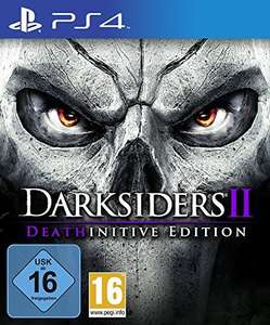 (Amazon.de-Prime) Darksiders 2 - Deathinitive Edition PS4/Xbox One für je 18,97€