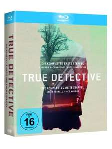 Exklusive True Detective Staffel 1+2 Blu-ray Edition für 29,97€ bei Amazon.de