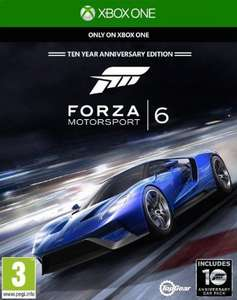 [amazon.fr] Forza Motorsport 6 - Day One Edition (Xbox One)