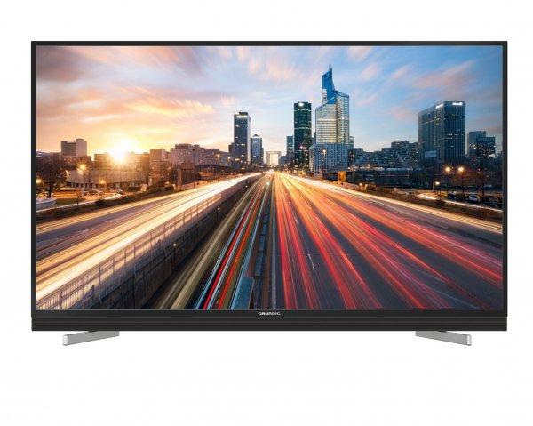 Grundig 55 VLX 8573 BP Fernseher 139 cm (55 Zoll) 4K Ultra HD LED-TV, 800 Hz, Triple Tuner, WLAN, Smart TV für 699 € @ NBB