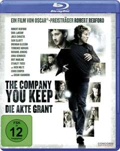 "[Amazon Prime] ""The Company you keep - Die Akte Grant"" & weitere Blurays für je 5€"