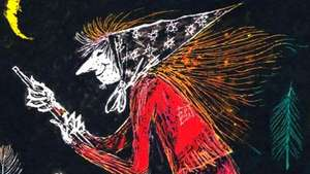 Kleine Hexe als Hörspiel im im WDR