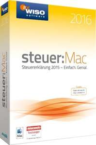 Buhl WISO steuer:Mac 2016, Vollversion - Mac - dt @ebay REDCOON
