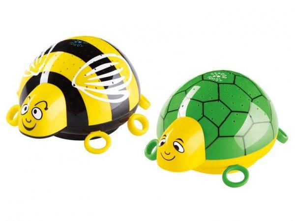 [LIDL] On- + Offline ANSMANN Sternenlicht Biene + Schildkröte 9,99€